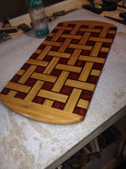 3d cutting board instructions