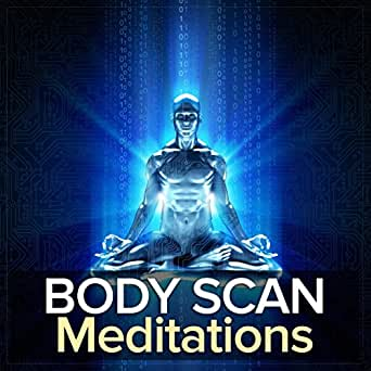 Guided body scan meditation audio