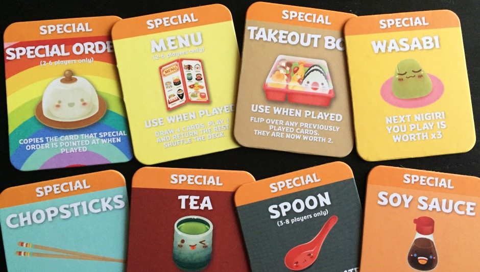 sushi go party game instructions
