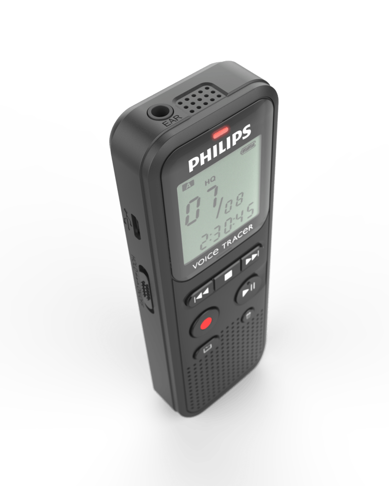 philips voice tracer dvt6000 manual