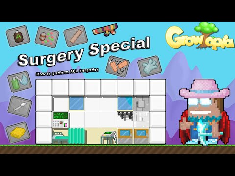Growtopia surgery guide liver infection