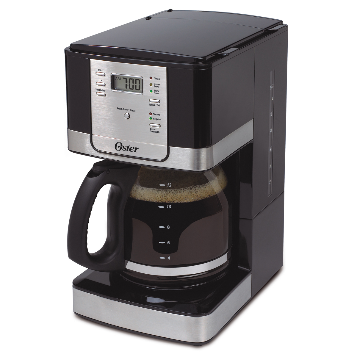 oster coffee maker cleaning instructions