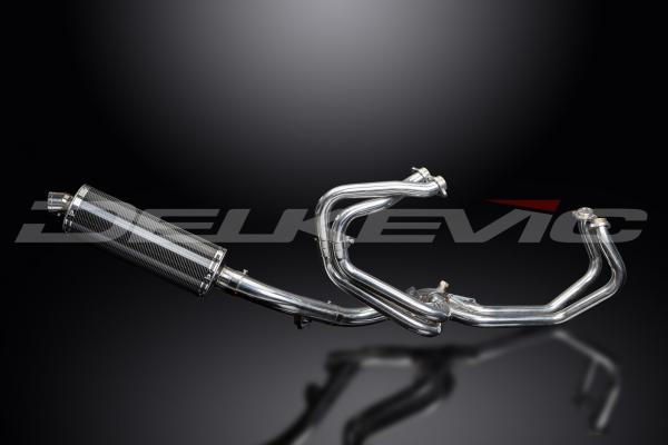 delkevic exhaust fitting instructions