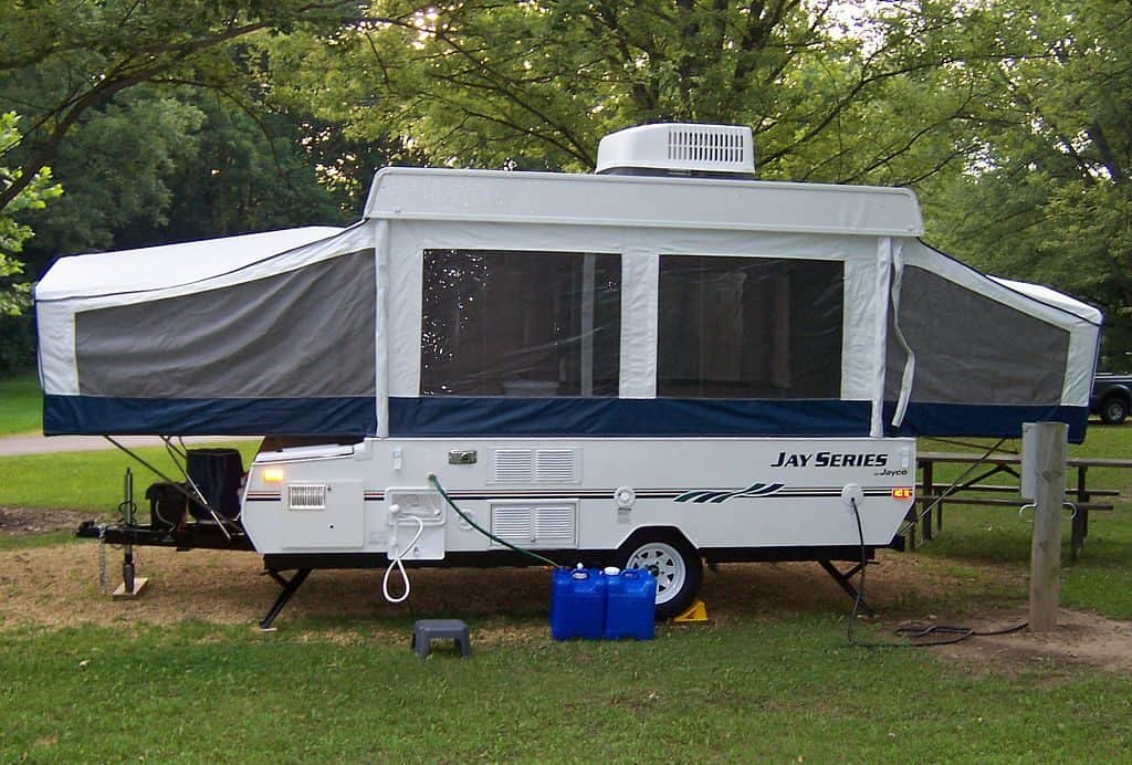 1993 jayco pop up camper owners manual