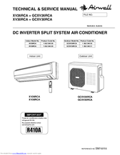 airwell air conditioner instructions