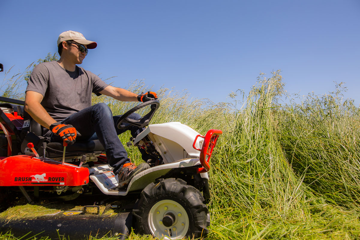 Rover clipper ride on mower manual