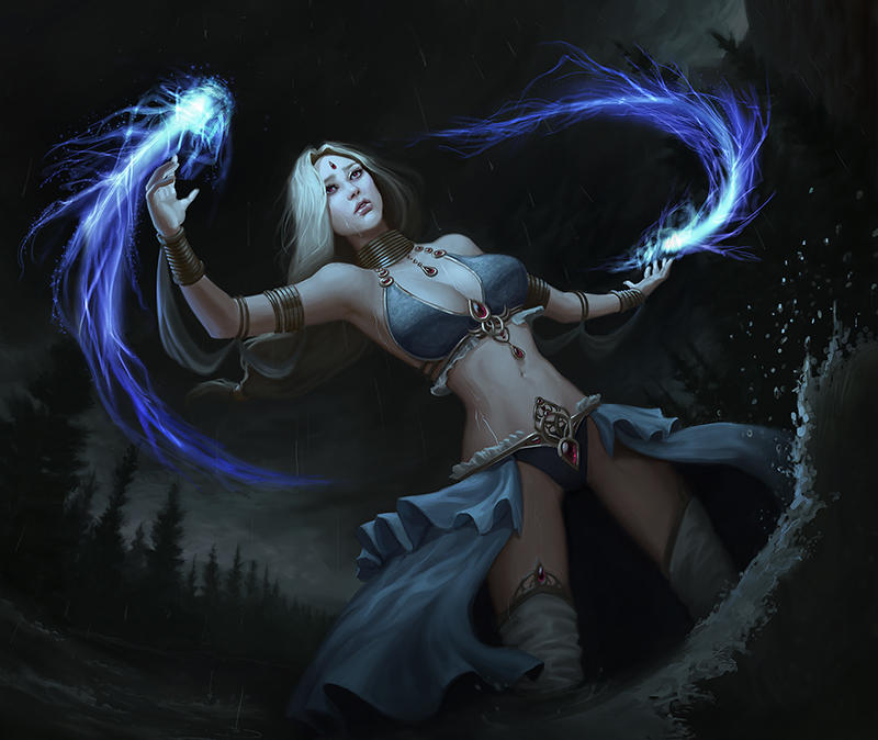 Guide to playing a sorcerer dnd 5e