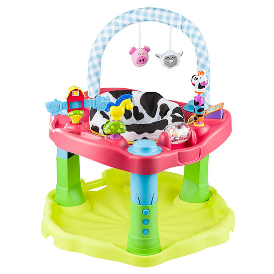 baby einstein exersaucer instruction manual