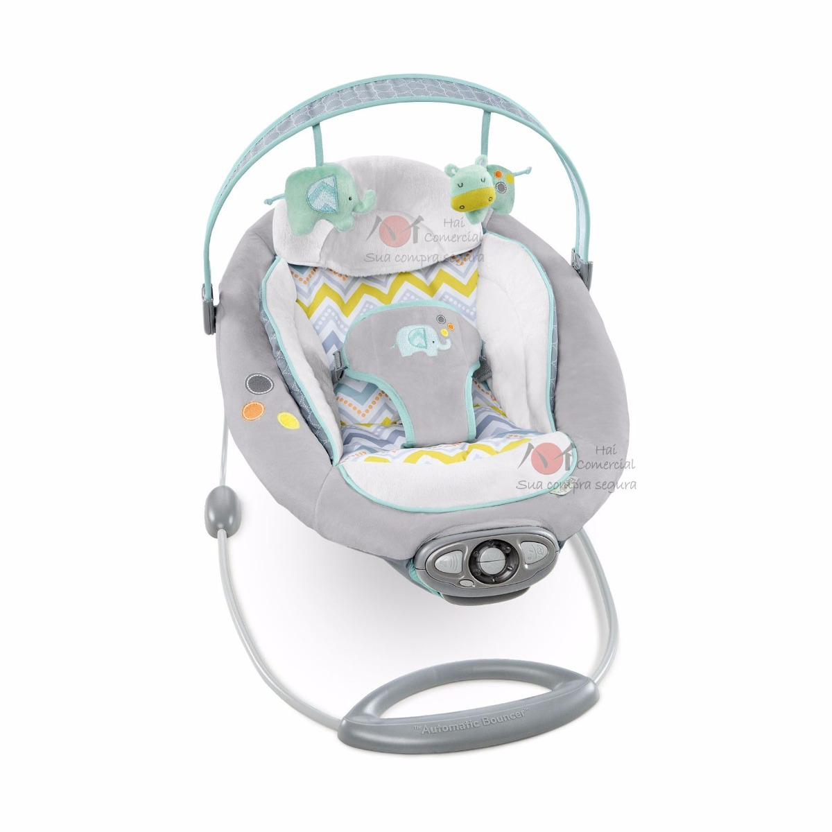 bright starts ingenuity automatic bouncer owners manual