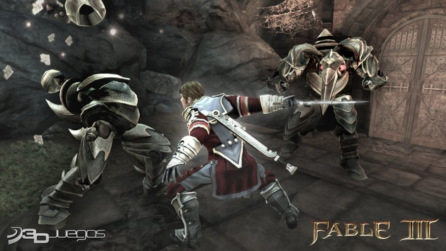 Fable 3 how to get the shardborne sword