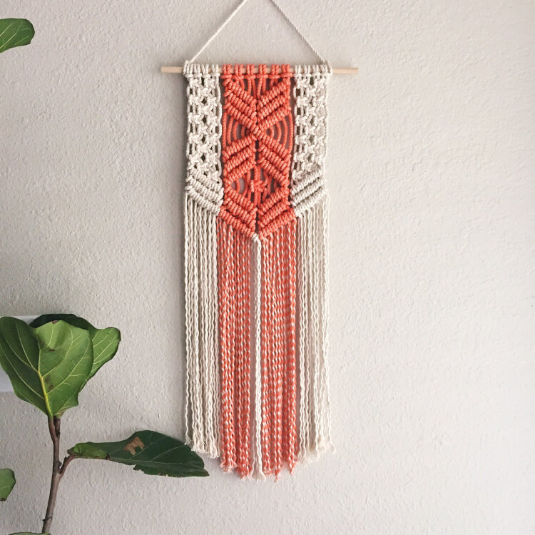 free macrame patterns and instructions
