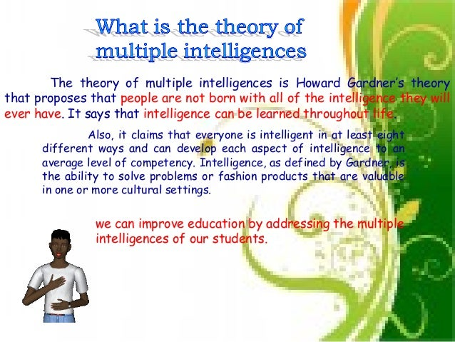 Howard gardner multiple intelligences pdf