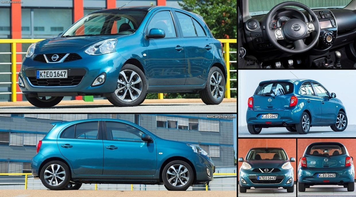 nissan micra 2014 owners manual