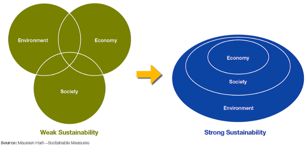 Weak and strong sustainability pdf
